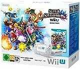 Nintendo Wii U Konsole - Super Smash Bros. Basic Pack - 8GB - Weiß