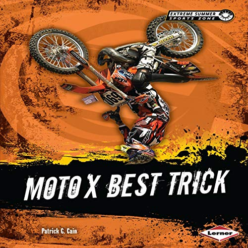 Moto X Best Trick cover art