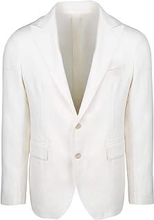 TAGLIATORE Luxury Fashion Mens GDARWIN26B34SEG243X1437 White Blazer | Spring Summer 20