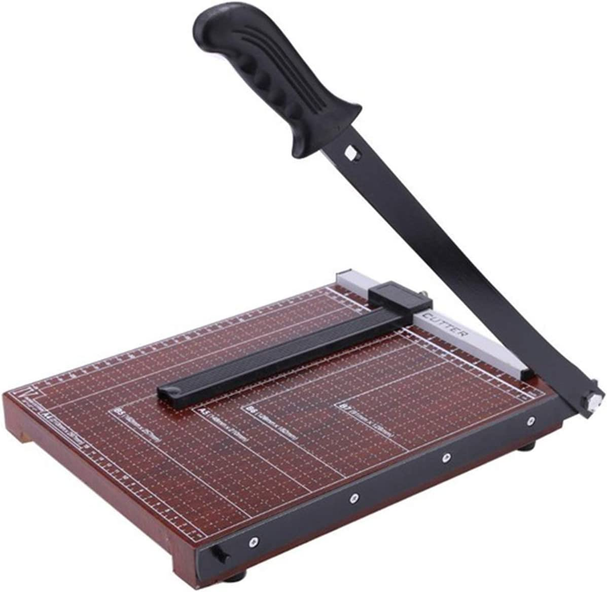GMZS A4 Manual In stock Paper Cutter Machine Reservation Photo Trimmer Office