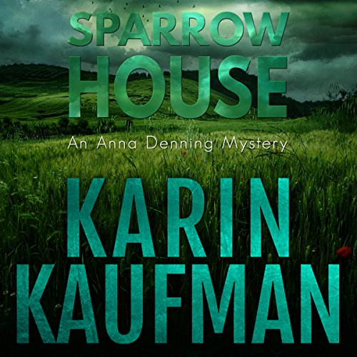 Sparrow House audiobook cover art