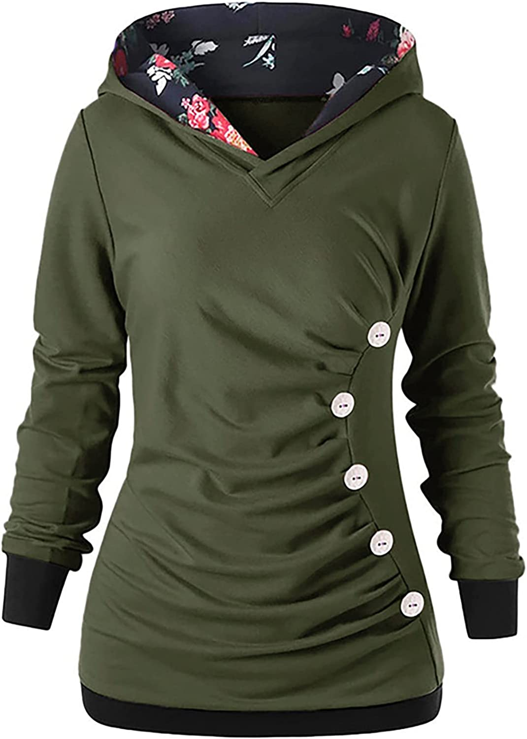 LEXUPA Cardigans Sweaters Pullovers Translated Casual Recommended So Hoodies,Women