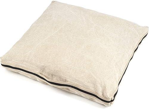 Libeco Home - Leinen Bodenkissen James 70x70x7cm Flax