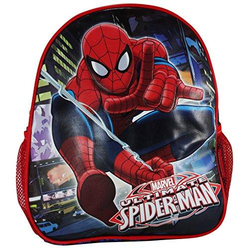 Marvel Spidwerman Ultimate Sàc à Dos pour l'école pre- Scolaire Cartable Ecole Maternelle