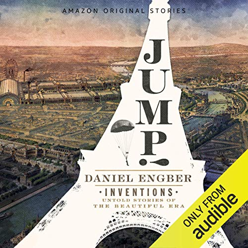 Jump! Audiobook By Daniel Engber cover art