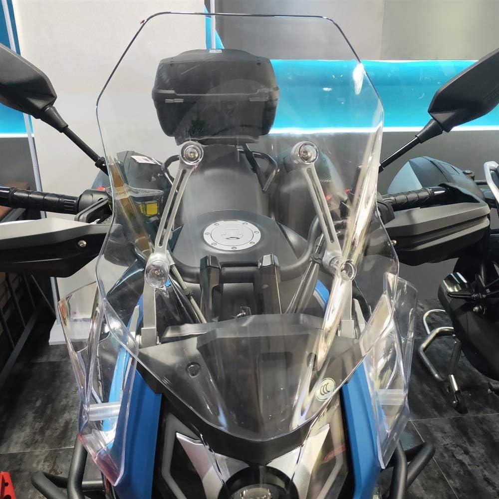 YZZSJC Motorcycle Max 73% OFF Windshield Seasonal Wrap Introduction Windscr Front