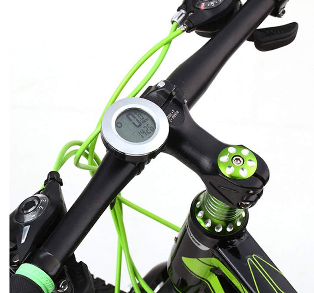 MTSBW Bicicleta Ordenador, Bicicleta Inalámbrico Velocímetro ...