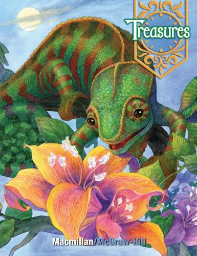 Treasures: A Reading/Language Arts Program (Grade 4, Student Edition)