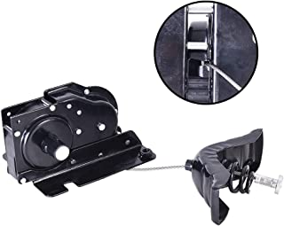 Replacement Spare Tire Hoist, Spare Tire Winch Wheel Carrier Hoist For Ford F-250 F-350 F-450 F-550 Super Duty (Black)
