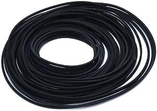 Rubber Belt Cassette Recorder Repair Maintenance Mix Cassette Rubber Square Belt(40PCS)