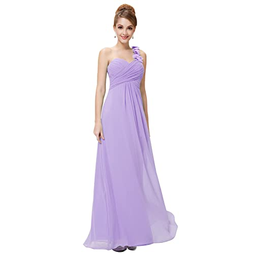 1b6813400de4a Long Light Purple Dress: Amazon.com