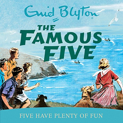 Famous Five: Five Have Plenty Of Fun cover art