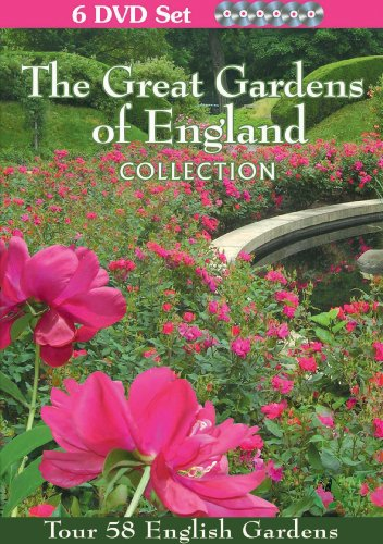 The Great Gardens of England Collection-6 DVD Set-Tour 58 English gardens in this intimate portrait of Britain's most beautiful gardens. From The Gardens of the National Trust to the tiniest of courtyards,