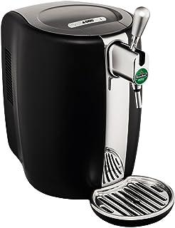 Máquina de cerveza talla única Negro