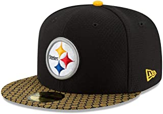 New Era Pittsburgh Steelers NFL 17 Sideline 59fifty Fitted Cap Limited Edition