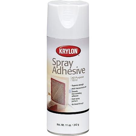Krylon K07010 11-Ounce All-Purpose Spray Adhesive