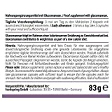 Zoom IMG-2 foodspring capsule di glucomannano 120