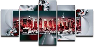 Best abstract city scene paintings Reviews
