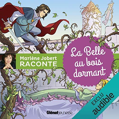 La Belle au bois dormant audiobook cover art