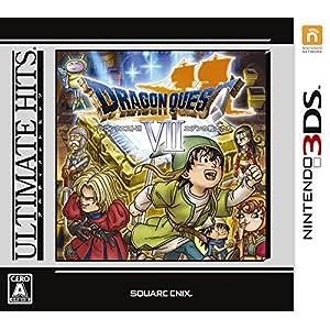"""アルティメット ヒッツ ドラゴンクエストVII エデンの戦士たち - 3DS"""""""