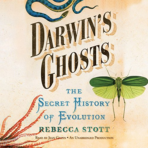 Darwin's Ghosts audiobook cover art
