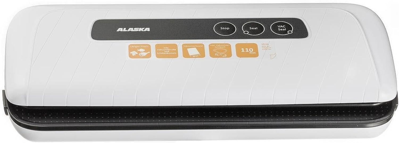 ofrecemos varias marcas famosas Pantalla sudor dispositivo dispositivo dispositivo VS 116  de vacío   envasar al vacío   temparat temperaturas de 18hasta 99°C, 100W, con 5bolsas, envasadora al vacío rollo 20x 200cm   Alimentos  Precio por piso