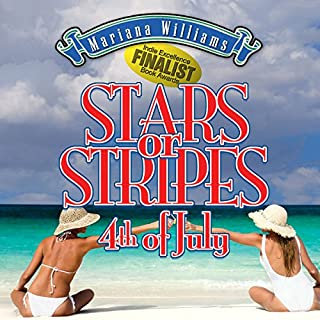 Stars or Stripes 4th of July audiobook cover art