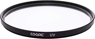 COOPIC 77mm Multi-Coated UV Protective Filter for Canon, Nikon, Olympus, Pentax, Sony, Sigma, Tamron Digital Cameras, SLR ...
