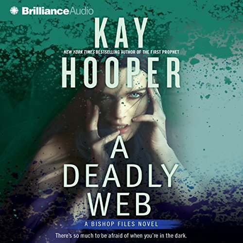 A Deadly Web audiobook cover art