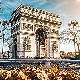 Smartbox - Juego de 2 días de salón a París, 2 Noches con Desayuno para 2 Personas, Unisex para Adultos, Multicolor