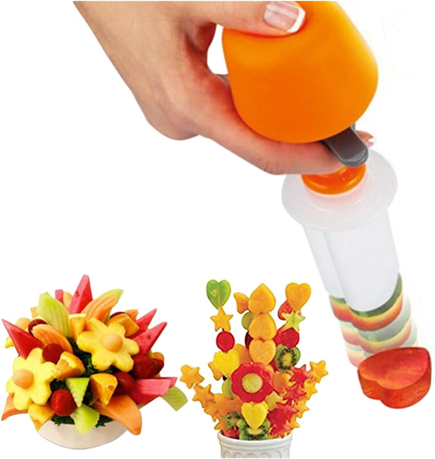 WIPPLY Kitchen All items Animer and price revision in the store Supplies Plastic Vegetable Fruit Slicer Cutter Ve
