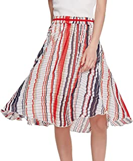 00b232c4033d86 Amazon.fr : Argenté - Jupes / Femme : Vêtements