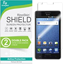 Sponsored Ad - (2-Pack) RinoGear Samsung Infuse 4G Screen Protector Case Friendly Screen Protector for Samsung Infuse 4G A...
