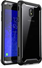 i-Blason Case Designed for Galaxy J7 (SM-J737 2018 Release) Case, [Ares] Full-body Rugged Clear Bumper Case with Built-in ...
