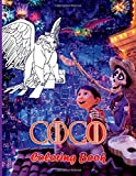 Coco Coloring Book: Favorite Book Adults Coloring Books