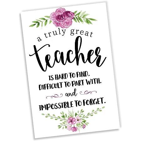 Thank a Teacher Cards