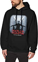 MYHL Men's Marilyn Manson The Pale Emperor Graphic Fashion Sport Hip Hop Hoodie Sweatshirt Pullover Tops