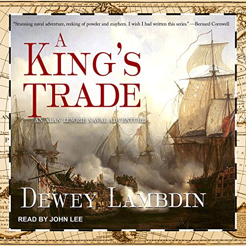 A King's Trade audiobook cover art