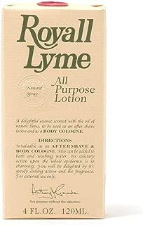 Royal Lyme - Cologne Spray 4 Oz