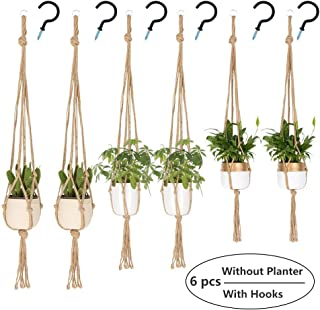 Best jute plant hanger Reviews