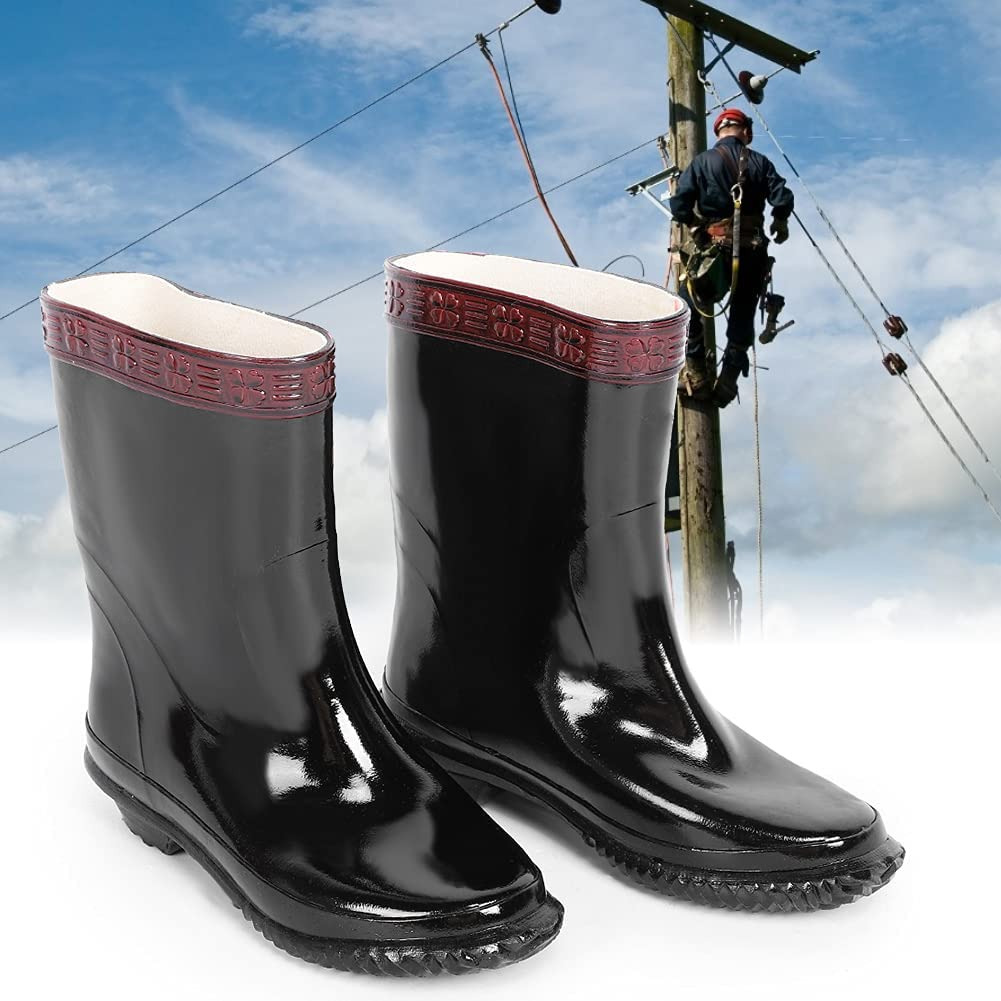 Rubber Under blast sales Boots Insulated Free Shipping New professional Waterproof L Non-Slip