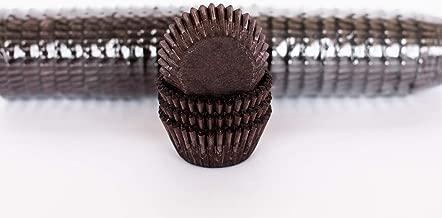 #390 (Mini Cupcake) 1000 Qty, Brown Paper Patty Pans - Baking Cups