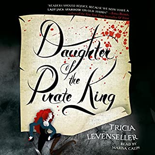 Page de couverture de Daughter of the Pirate King