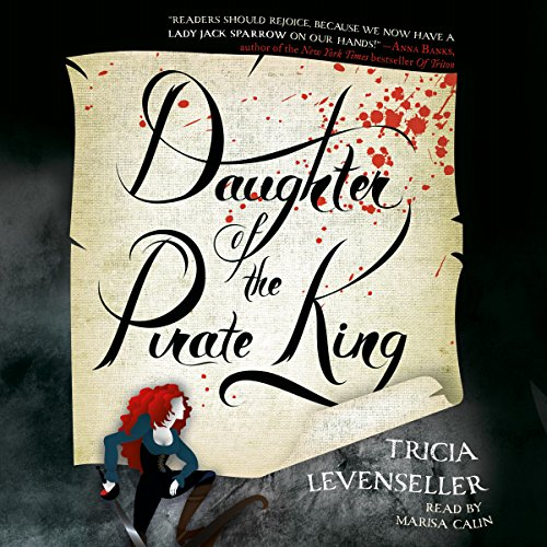 Couverture de Daughter of the Pirate King