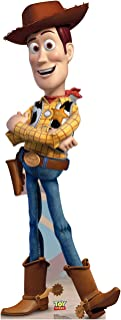 Advanced Graphics Woody Life Size Cardboard Cutout Standup - Disney Pixar's Toy Story