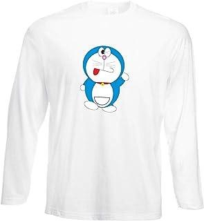 UFO Robot Tshirt in Cotone Tshirt Manica Lunga Uomo Anime Anime Anni 70 Tshirt Uomo Anni 80 Idea Regalo Puzzletee Tshirt Manica Lunga Goldrake