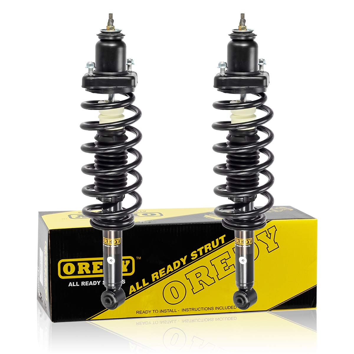 Front Left Right Complete Strut Assembly for 2002-2003 Toyota Camry