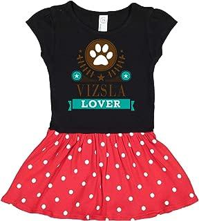 Vizsla Lover Infant Dress