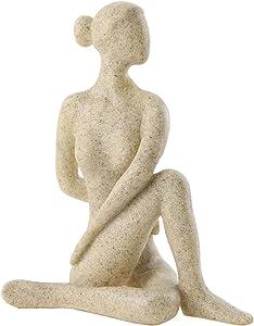 Winterworm - Estatua de Yoga, Adorno de Postura