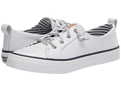 Sperry Crest Vibe 85th Anniversary (White) Women